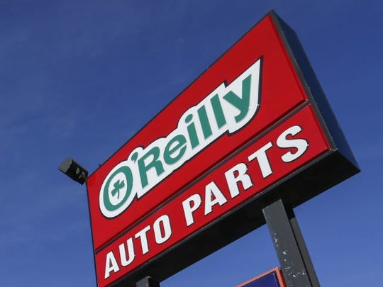 O'Reilly Automotive is headquartered in Springfield,