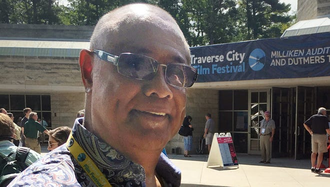 """Bob Apisa, an All-American fullback at MSU in the mid-60s, is the director and co-executive producer of the documentary """"Men of Sparta."""" It received its world premiere at the Traverse City Film Festival on July 31, 2016."""