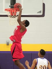 FILE – OG Anunoby, shown here in 2013 for Jefferson City, has always been a high-riser.