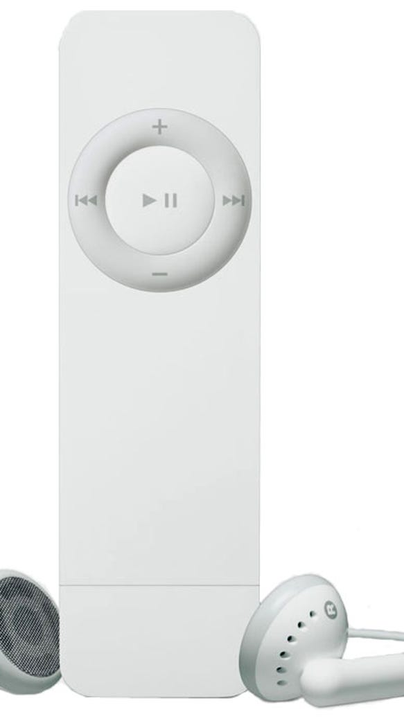 how to turn off shuffle on ipod