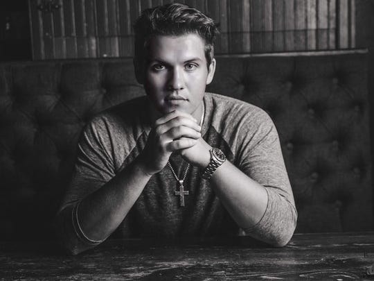 """20-year-old Mason Lively will perform at 9 p.m. tonight at Silver Dollar Saloon. The Inez, Texas native released his first album, """"Stranger Ties"""" in April and was just picked up by international talent agency, William Morris Endeavor."""