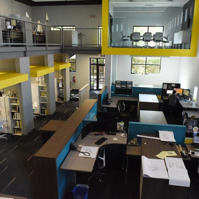 Architecture Incorporated brings modern design to downtown office