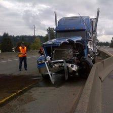 Crash on SR 18