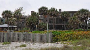 """Brevard County businessman, Jeffery Wells and wife, purchased the iconic estate known as """"The Pumpkin Center"""" in February 2015. The couple plans to rebuild on the property."""