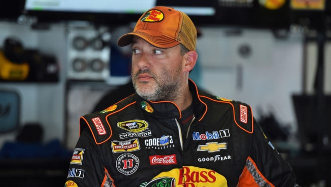 Tony Stewart struck and killed Kevin Ward Jr. during a race at Canandaigua Motorsports Park in August 2014.