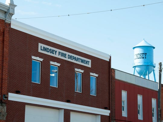 The Lindsey Fire Department hosted a public open house for its new $1 million fire station in the village on Sunday afternoon.