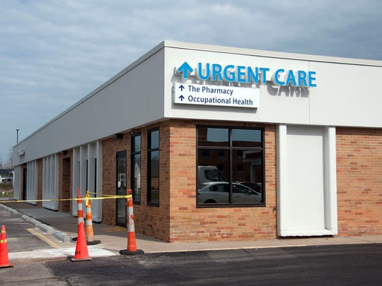 Magruder Hospital will open its new Urgent Care, Pharmacy and Occupational Health building on Thursday.