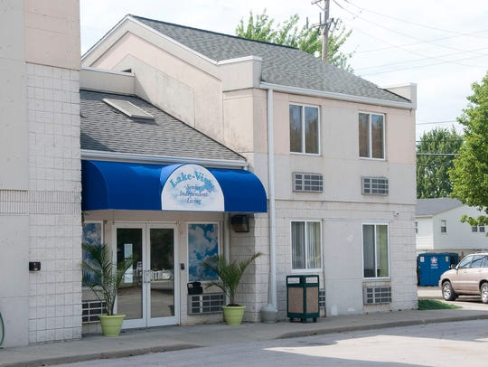 Lake-View Independent Living has opened in the old