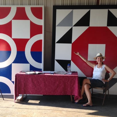 The Ottawa County Barn Quilt Trail is an invitation