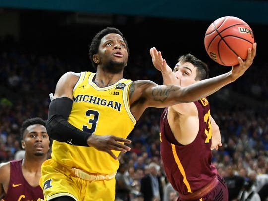 Zavier Simpson's lockdown defense is one reason why