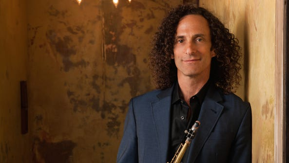 Kenny G will be appearing at the McCallum Theatre on