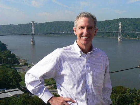 Ned Sullivan is president of Scenic Hudson
