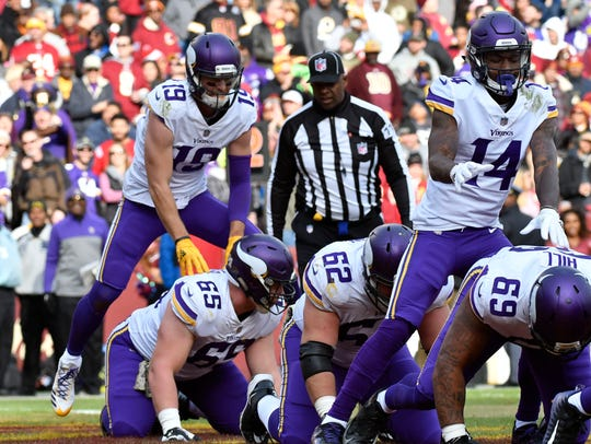 Making the Case: Keenum leads Vikings to 38-30 win over ...