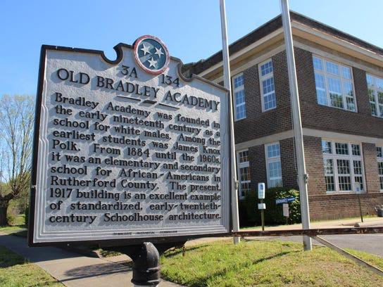 Bradley Academy History