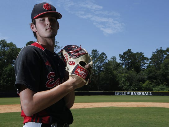 North Florida Christian's Cole Ragans was the 2016