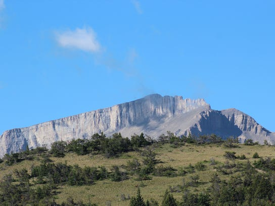 Bright ear mountain