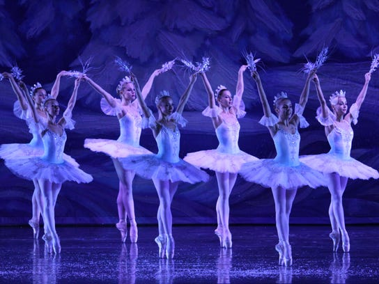 "Moscow Ballet's ""Great Russian Nutcracker"" includes"