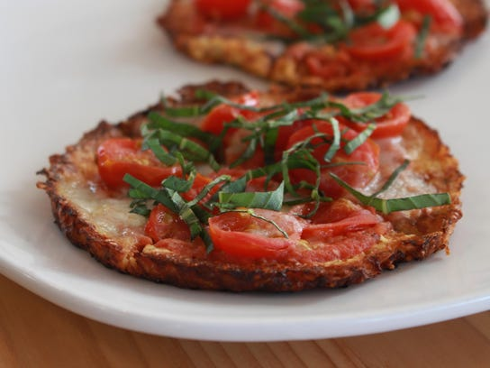 BFF_Cauliflower Bread Pizza