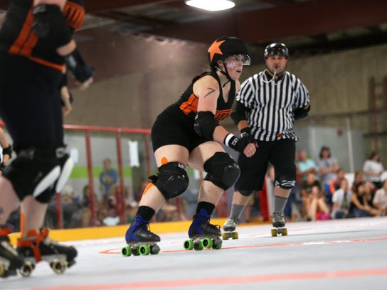 Tallahassee Rollergirls by Joe Rondone