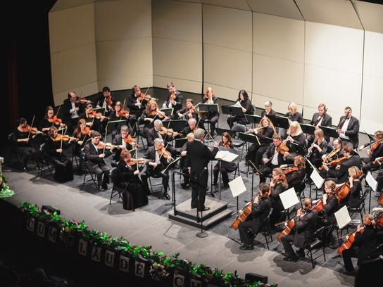 "The Manitowoc Symphony Orchestra will present ""Songs"