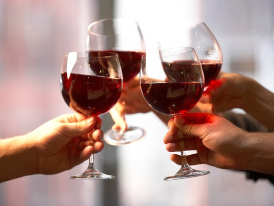 Enjoy a fun evening with friends while helping others at the Annual Food & Wine Festival on Thursday in Morristown.