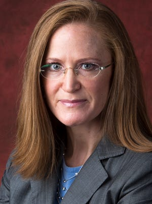 Candidate Christine Jones helped prosecute cases as a law clerk in the LA District Attor- ney's Office but was not a member of the state Bar.