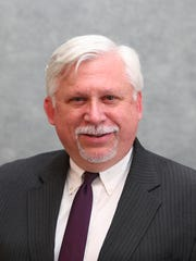 Mark McCormick, vice president for academic and student