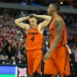Gators ousted in NCAA Tournament