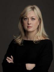 Author Claire Hoffman.
