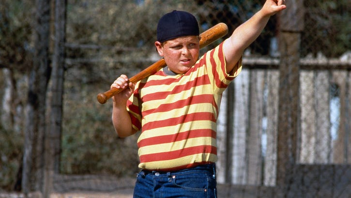 'The Sandlot' cast was awesomely honored at Dodger Stadium