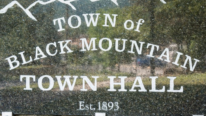 Black Mountain Town Hall