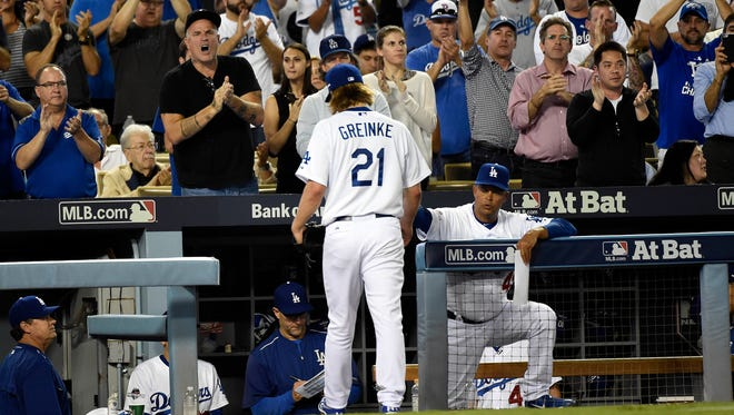 Zack Greinke should at least double the $71 million he had remaining on his Dodgers contract.