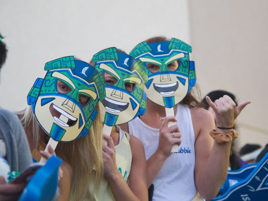 This year's A&M-Corpus Christi homecoming theme is