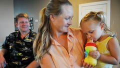 Parents of rescued child in Indian River grateful for 'miracle'