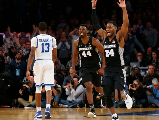 A head-scratching loss to end league play for Xavier ...