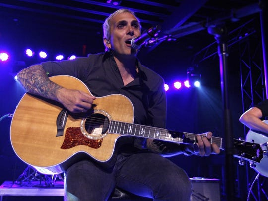 Art Alexakis will perform with Everclear on Nov. 7 at the Vogue.