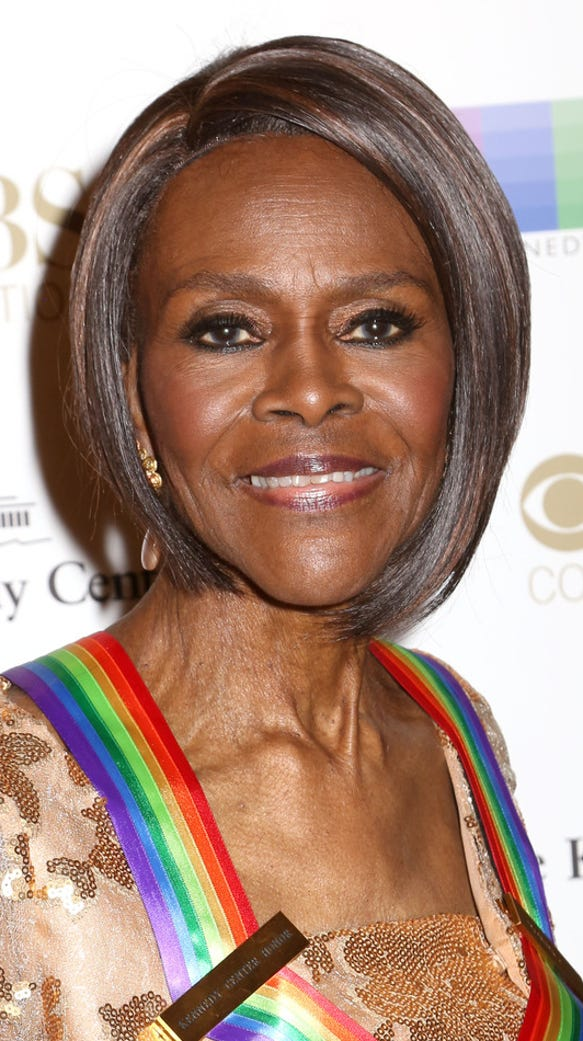 Cicely Tyson attended the 38th Annual Kennedy Center
