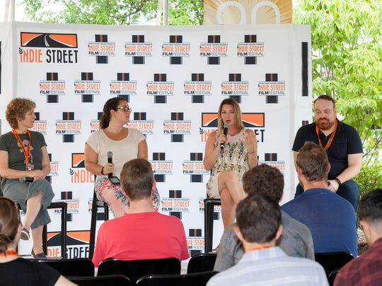 The Indie Street Film Festival will be held July 26
