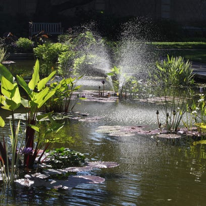 Untermyer Park comes alive in the summer