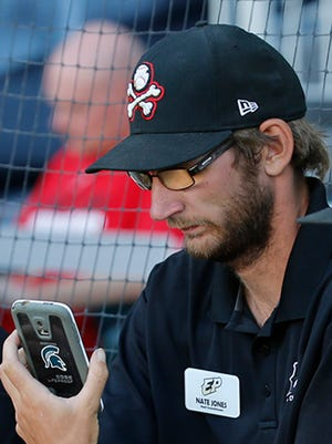 Nate Jones, the head groundskeeper for the El Paso Chihuahuas, was injured in a crash Nov. 29 on Interstate 10. Police said he died Monday.