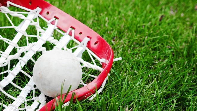 Girls lacrosse clinic.