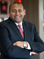 """Mehul """"Mike"""" Patel, CEO of NewcrestImage Management"""