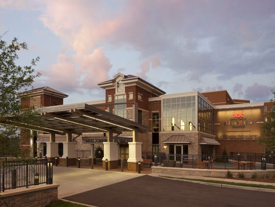 Williamson Medical Center is one of the four founding