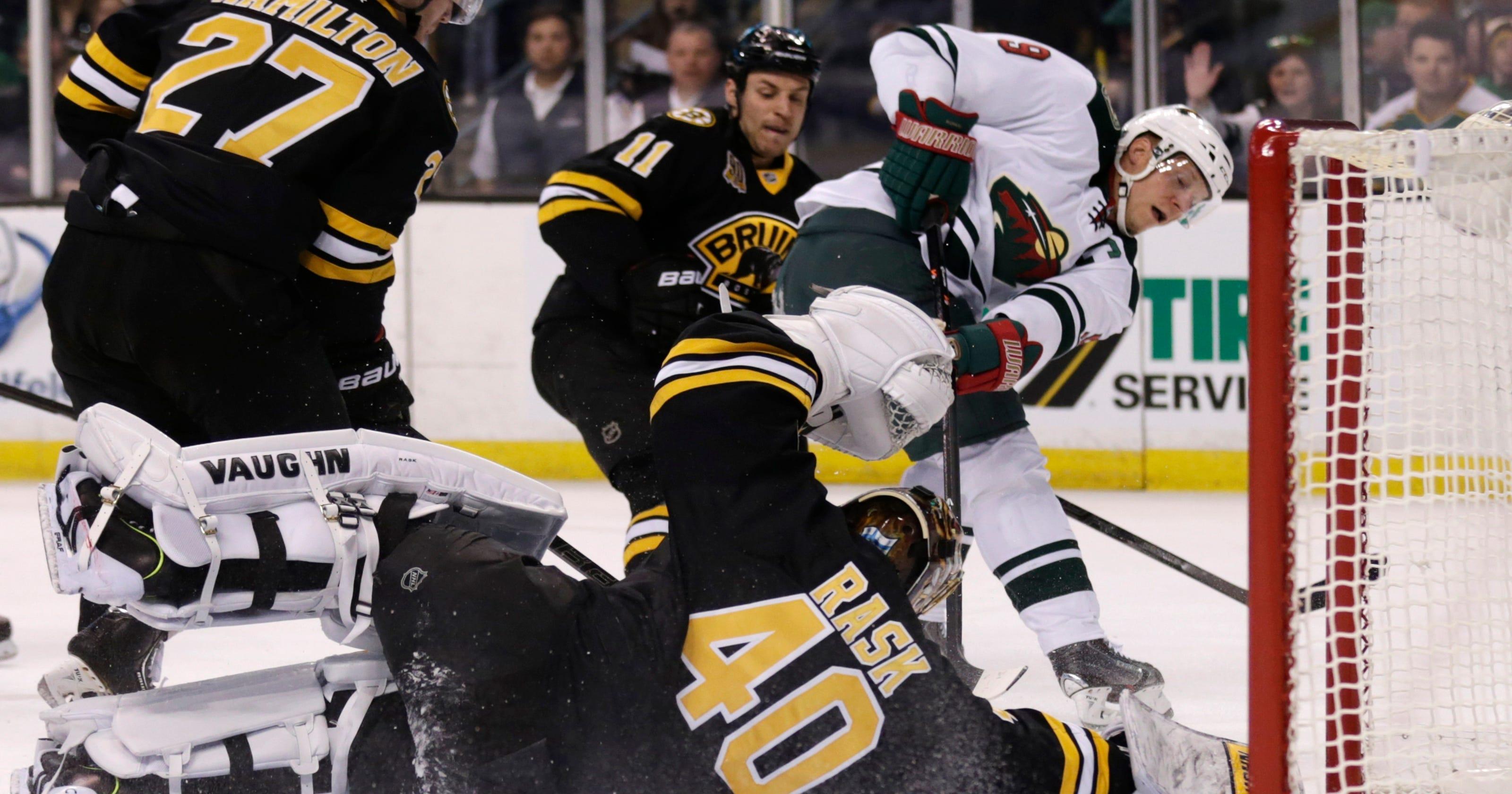 Bruins extend streak to nine d486403fa