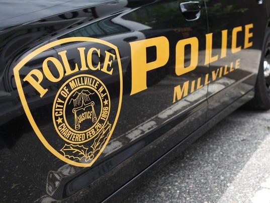 Millville Police Carousel