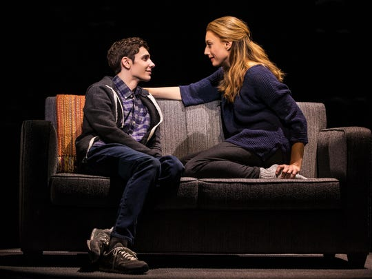 """""""Dear Evan Hansen"""" turns the child tragedy of suicide into a theatrical experience. It will be at Wharton June 16-21, 2020."""