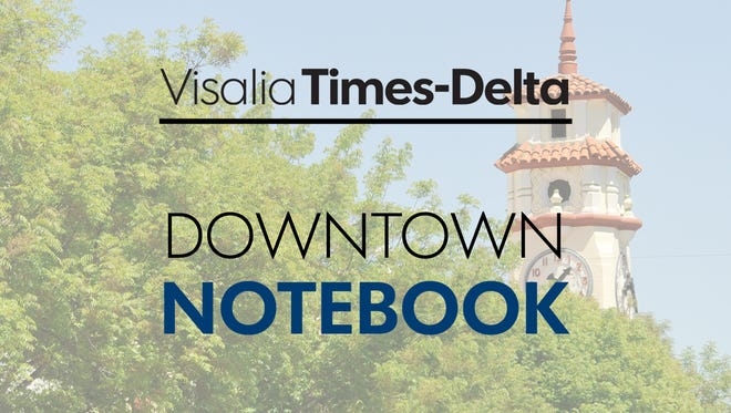 Downtown Notebook