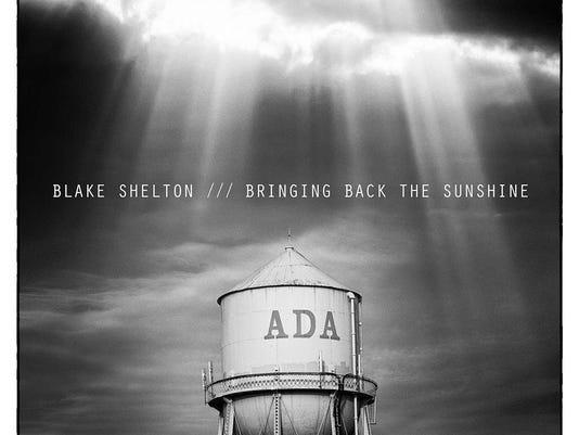 Blake Shelton album cover