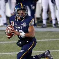 Keenan Reynolds was drafted in the sixth round by the Ravens.