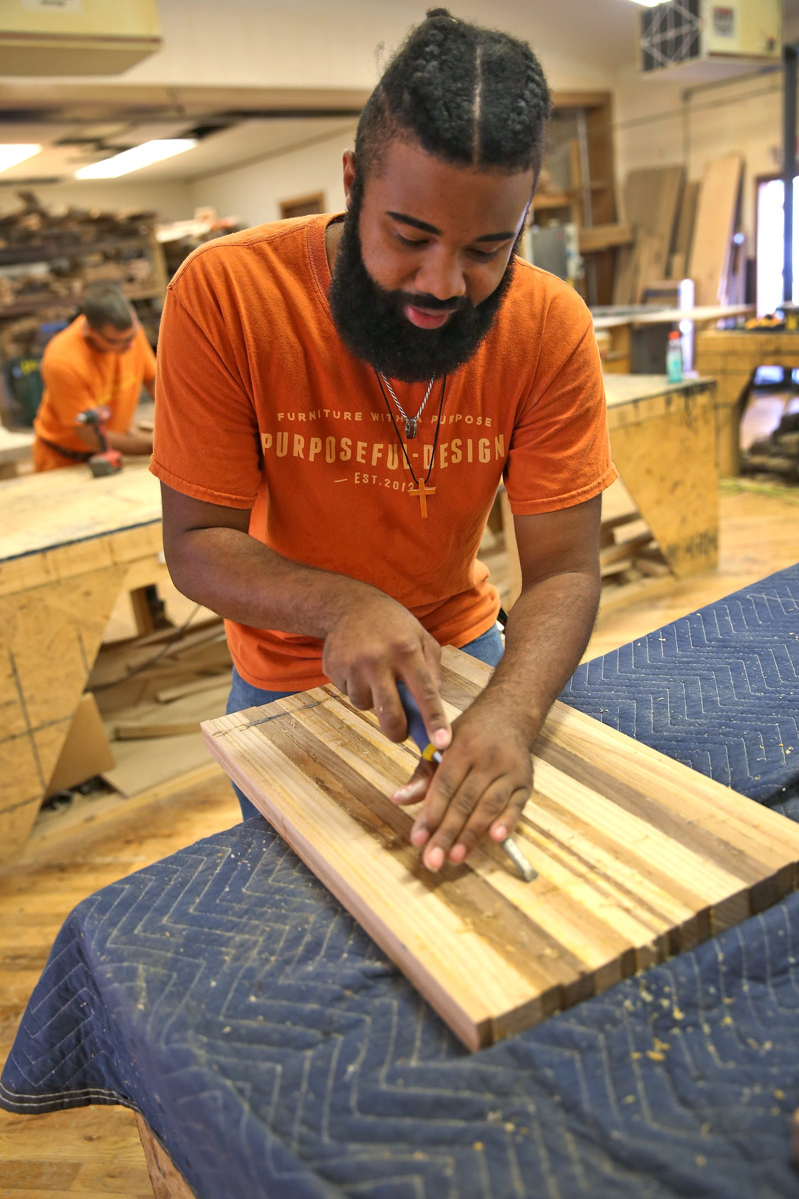 Faith U0026 Action Project Awards $125,000 In Grants To Poverty Fighting  Programs, Including A Tiny Wood Shop On The East Side